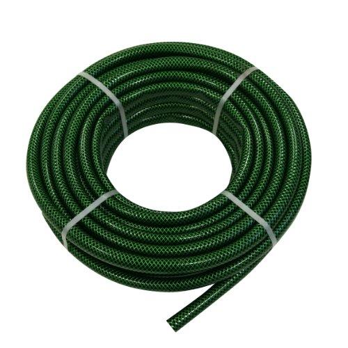 Ribelli Wasserschlauch Gartenschlauch Schlauch Kunststoff Grün 50 Meter 13mm (1/2 Zoll) 50m