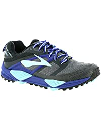 Brooks Cascadia 12 GTX, Black/Ebony/Clematis Blue