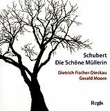 Schubert : La belle meunière. Fischer-Dieskau, Moore.