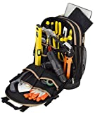 Jackson Palmer Tool Backpack, Contractor's Edition, Comfort-Design with Optimized Pockets