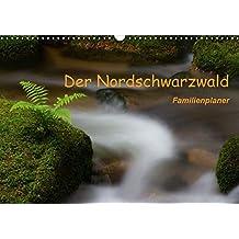 Der Nordschwarzwald (Wandkalender immerwährend DIN A3 quer): Ein Familienplaner mit Aufnahmen aus dem Nordschwarzwald (Geburtstagskalender, 14 Seiten) (CALVENDO Natur) [Apr 02, 2013] Di Chito, Ursula