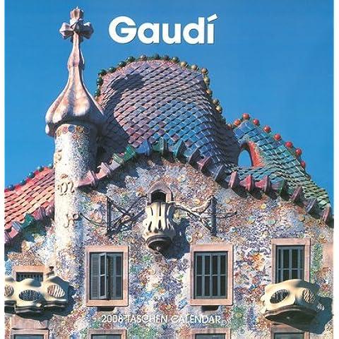Gaudi 2008 Calendar