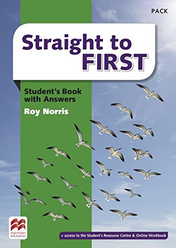 Straight to First. Student's Book with 2 Audio-CDs and Webcode