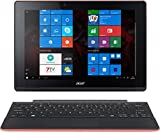 Acer Aspire Switch 10 E (SW3-013) 25,6 cm (10,1 Zoll HD IPS) Convertible Laptop (Intel Atom Z3735F, 2GB RAM, 32GB eMMC, Intel HD Graphics, Win 10 Home) Korallenrot