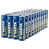 Varta LR6 Type AA Mignon Alkaline Batteries (Pack of 40)
