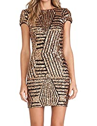 Suchergebnis Auf Amazon De Fur Paillettenkleid Bekleidung