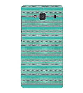 EPICCASE ethnic design Mobile Back Case Cover For Mi Redmi 2s (Designer Case)