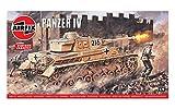 Airfix A02308V Panzer IV Military Vehicles