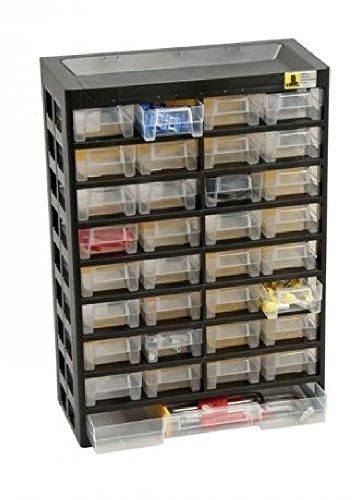 Allit 458120 Basic 54 Kleinteilemagazin Sortimentskasten