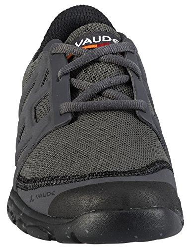 VAUDE Men's Tvl Easy, Chaussures de Randonnée Basses Homme Gris (Iron)