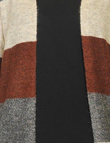 Only Women's Trust Hood Women's Wool Cardigan With Hood brown