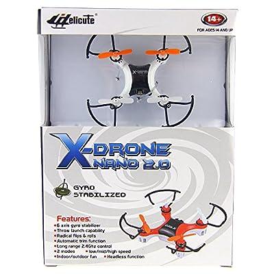 Speel Goed A2628/M801R Vehicle R/C Drone Nano 2.0