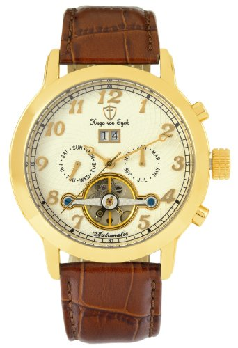 Hugo von Eyck Gents automatic watch Zepheus HE109-275