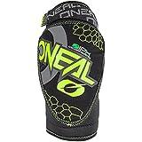 O'Neal Dirt Jugend Knie Protektor Neon Gelb IPX Enduro Mountain Bike Fahrrad Downhill MTB DH, 0277-62