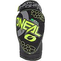 O'Neal Dirt Jugend Knie Protektor Schoner Neongelb Enduro Mountain Bike Fahrrad Downhill MTB Kinder, 0277-62