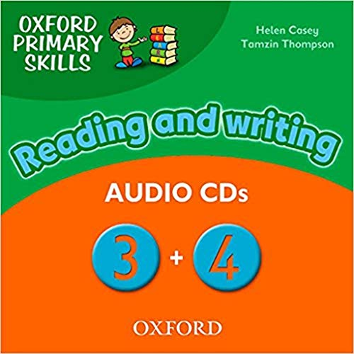 Oxford Primary Skills 3-4: Class CD - 9780194674058
