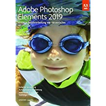 Adobe Photoshop Elements 2019 | Standard | PC/Mac | Disc