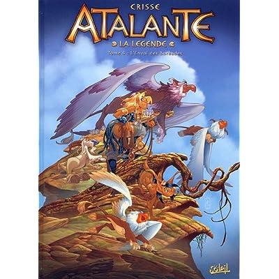 Atalante - La Légende, Tome 4 : L'envol des Boréades