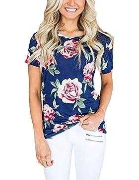 Rawdah - Camiseta - para mujer
