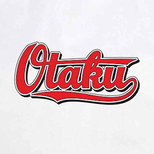 Otaku - Stofftasche / Beutel Grau