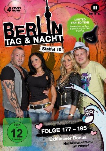 Berlin - Tag & Nacht, Vol. 10: Folgen 177-195 (Fan Edition) (4 DVDs)
