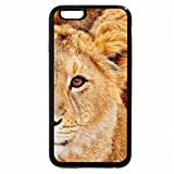 iPhone 6S Plus Case, iPhone 6 Plus Case, Asiatic lion cubs
