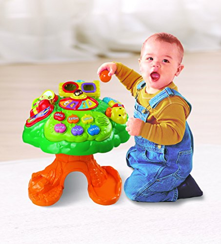 Image of VTech Baby Discovery Tree - Multi-Coloured