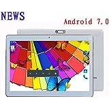 News Maitai 10inch Tablette PC Android 7.02560* 1600Tablette PC Octa Core Dual SIM Card Phone Call GPS Bluetooth 64g rom 4G RAM 10.67White