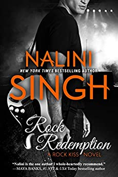 Rock Redemption (Rock Kiss Book 3) (English Edition) di [Singh, Nalini]