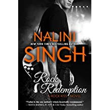 Rock Redemption (Rock Kiss Book 3) (English Edition)