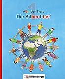 ABC der Tiere 1 – Silbenfibel® · Neubearbeitung: Leselehrgang, Druckschrift (Bild: Amazon.de)