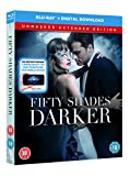 Fifty Shades Darker Unmasked Edition BD + Digital Copy [Blu-ray] [2017]