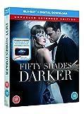 Fifty Shades Darker Unmasked Edition BD + Digital Copy [Blu-ray] [2017] only £14.99 on Amazon