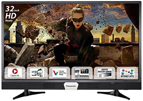 Panasonic 80.1 cm (32 inches) Viera TH-W32ES48DX SMART HD Ready...