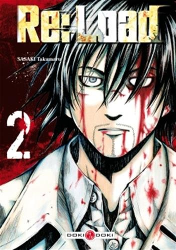 Re:Load vol. 2 par Takumaru SASAKI