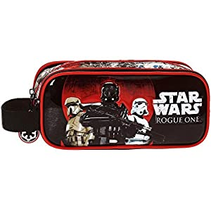Joumma Star Wars Estuches, 22 cm, Multicolor