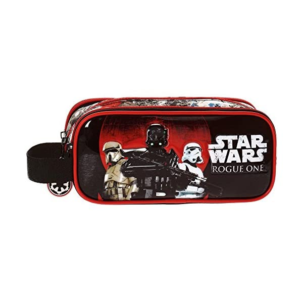 Joumma Star Wars Estuches, 22 cm, Multicolor