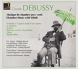 Musique de chambre avec vents | Debussy, Claude (1862-1918). Compositeur