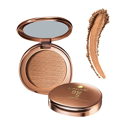 Lakme 9 To 5 Flawless Matte Complexion Compact (8GM)