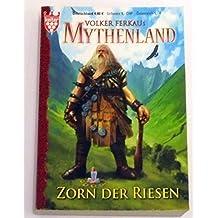 Mythenland - Band III - Zorn der Riesen