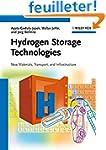 Hydrogen Storage Technologies: New Ma...