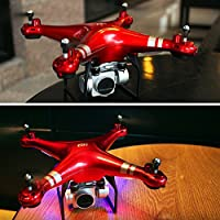 Hanbaili X52HD Wifi FPV Drone with 720P HD Camera Live Video RC Quadcopter with Altitude Hold, Easy to Fly for Beginner