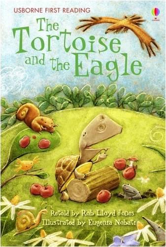The Tortoise and the Eagle (Usbourne First Reading Level 2) por Rob Lloyd Jones