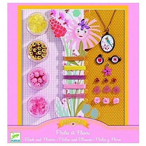 Djeco - Oh! Les perles - Perles et Fleurs