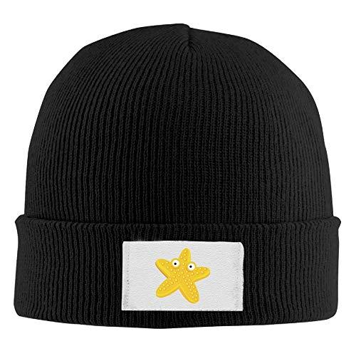 Zhgrong Unisex Cool Sapce Brain Elastic Knitted Beanie Cap Winter Outdoor Warm Skull Hats Sports (Garden Flags New Jahren)