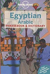 Lonely Planet Egyptian Arabic Phrasebook & Dictionary by Lonely Planet (2014-06-01)