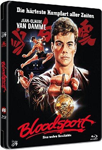 Bild von Bloodsport - Metal-Pack [Blu-ray]