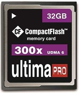 Memzi Flash-Speicherkarte 32GB 45MB/s, 300x Ultima Pro Compact Flash, für die digitale Spiegelreflexkamera Olympus E-5