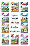 #7: Story Books set of 10 in English with 101 Moral Stories from Inikao