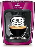 Tchibo Cafissimo mini Kaffeekapselmaschine (für Kaffee, Espresso, Caffé Crema und Tee), Wild Berry